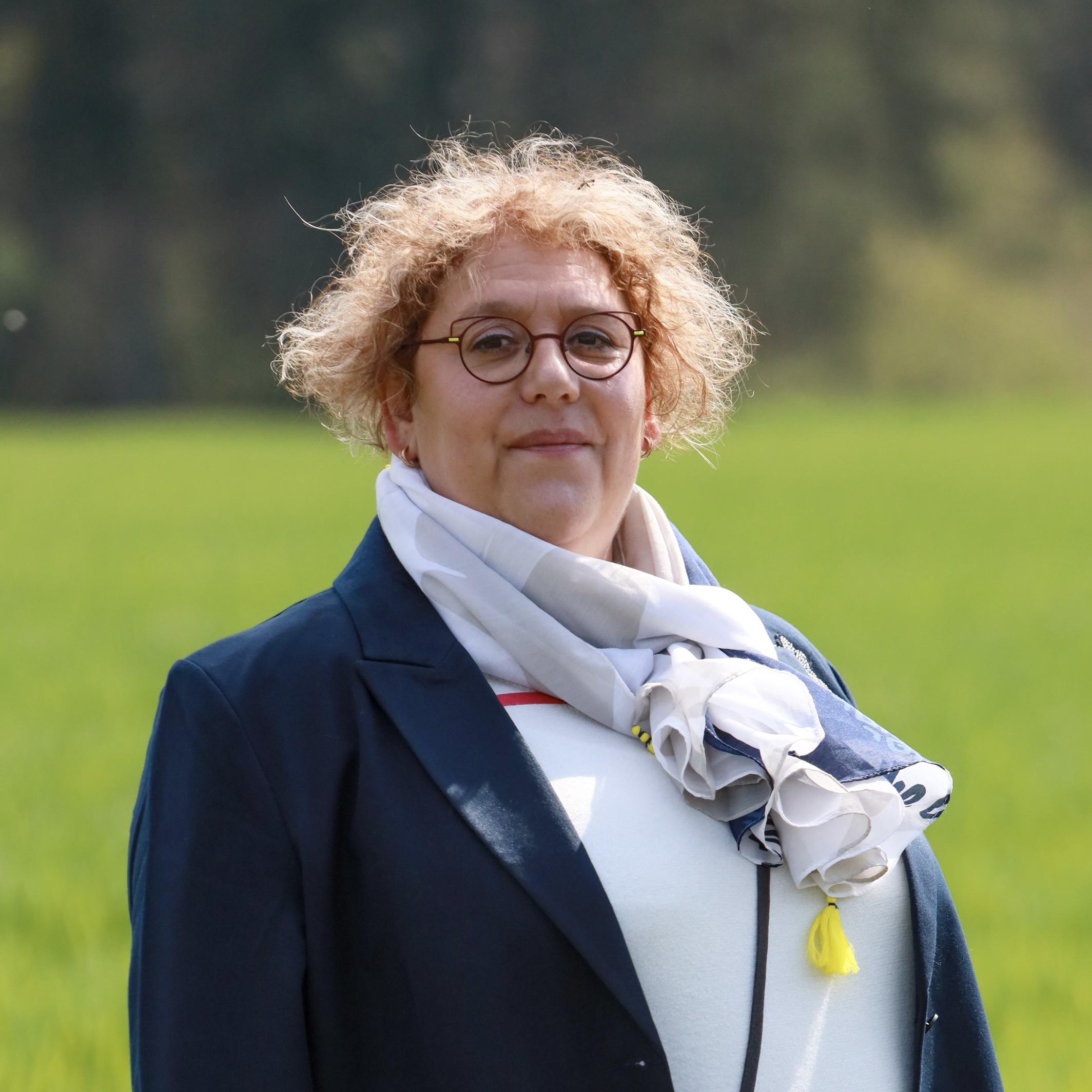 Sandrine YVON-DESAIVRES