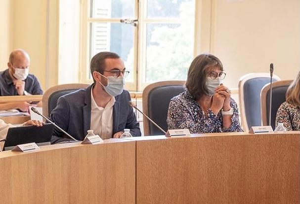 Session du Conseil départemental / 24 septembre 2021